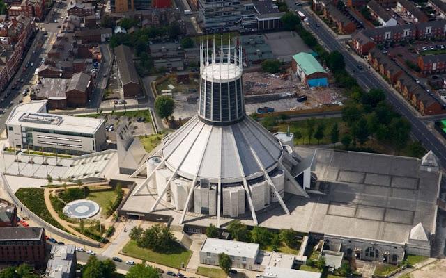 catedral católica de Liverpool