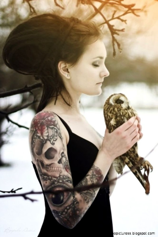 Tattoos For Women On Arm   Images