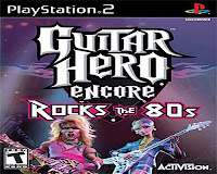 Guitar Hero Encore Rocks The 80'S