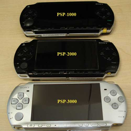 Psp 1000 Psp 2000 : Psp vs lovers indonesia