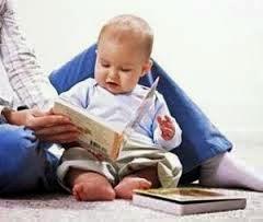 Tips Mengajar Anak Seawal Bayi Cara Mengajar Anak Membaca