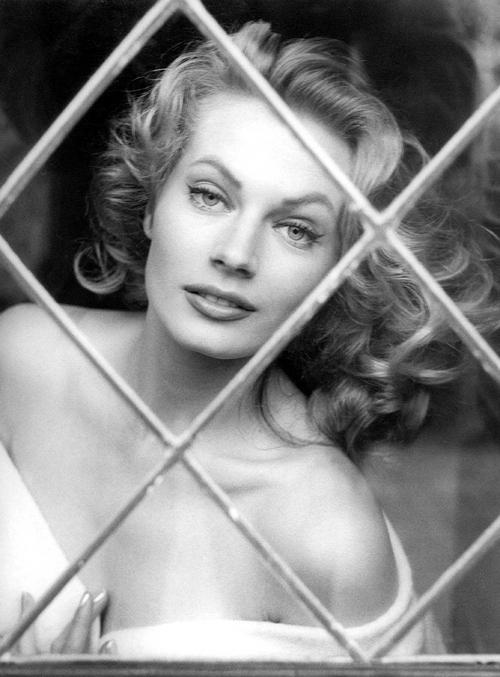 Anita Ekberg (1931-2015) | The Non-Blonde