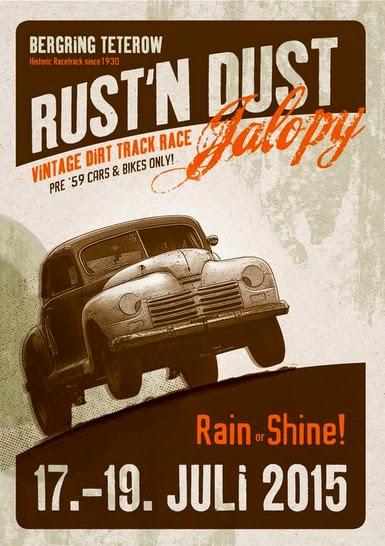 Rust ´n´ Dust 2015