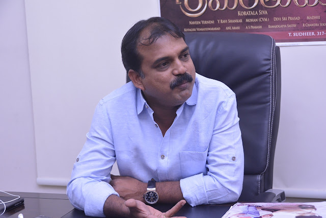 Koratala Siva Interview about Srimanthudu,Koratala Siva interview about Srimanthudu,Koratala Siva Interview About Srimanthud,Koratala Siva on Srimanthudu,Interview of Koratala Shiva on srimanthudu