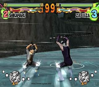 Download Game Naruto Ultimate Ninja I ps2 for pc Full Version ZGASPC