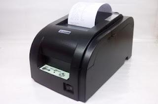 Mencetak Struk Ke Printer Kasir dengan Delphi