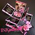 Pink Striped and Black Exploding Box Invitation ~ Debut ~ Victoria Secret inspired