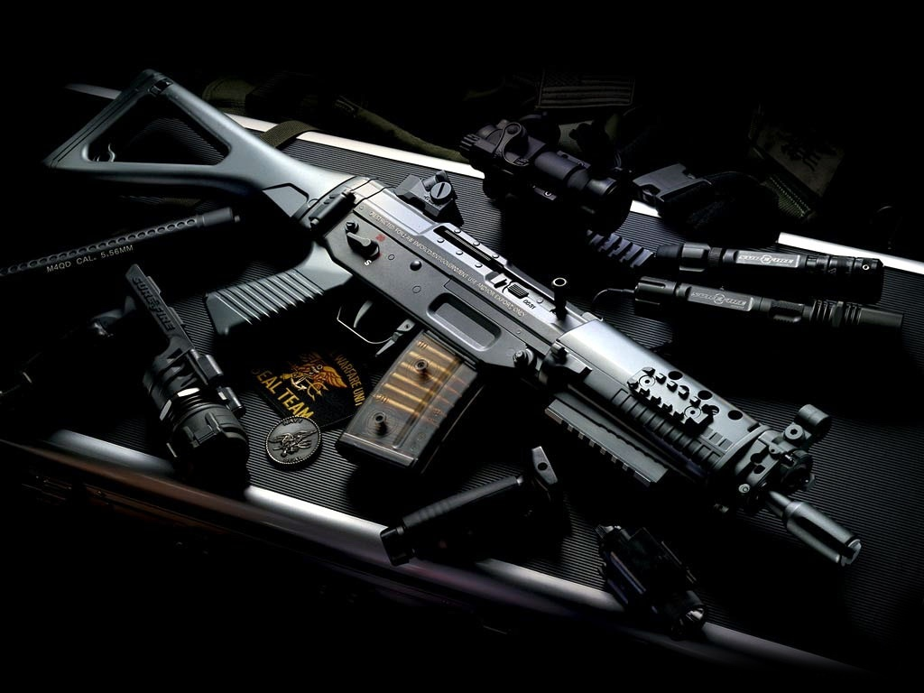 HD GUNS WALLPAPER PART 5 Posted 16th September 2012 By Balwant Singh