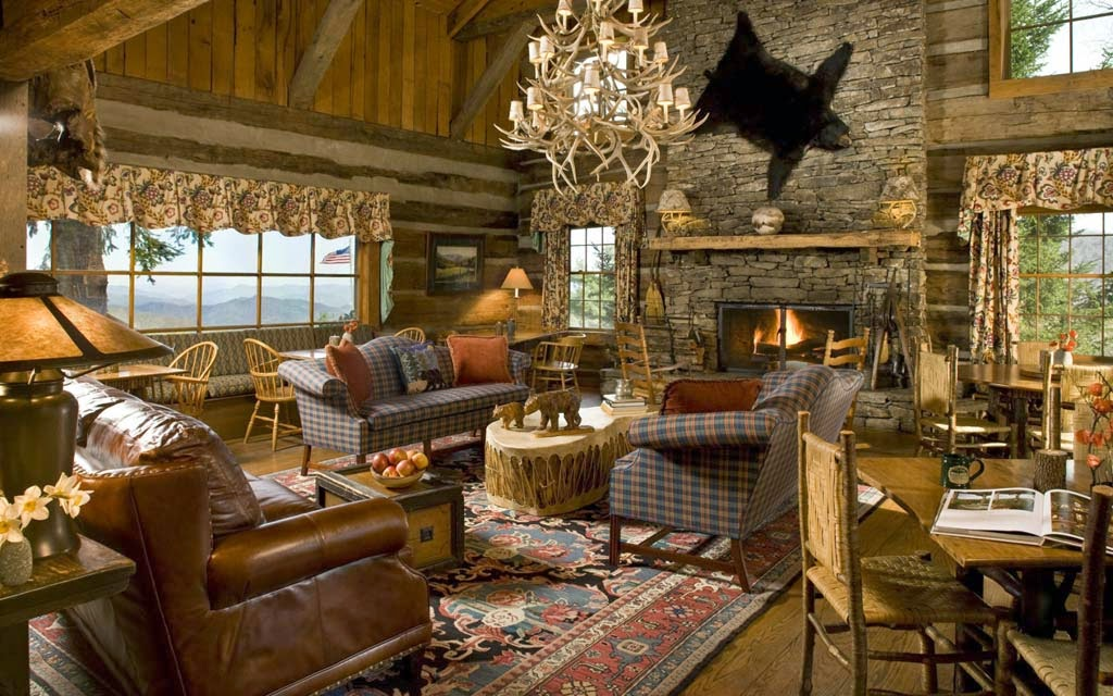 Country Home Decorating Style