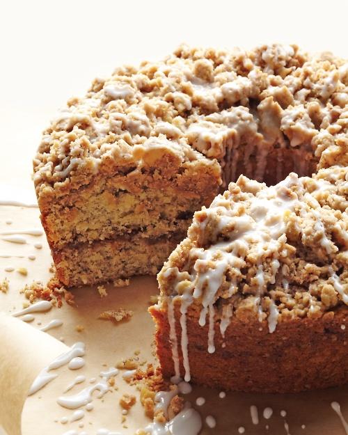 Cinnamon-Streusel Coffee Cake | Cook'n is Fun - Food Recipes, Dessert ...