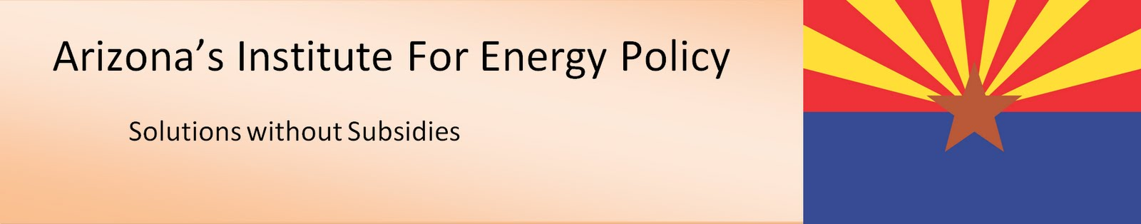 Arizona&#39;s Institute for Energy Policy - Blog