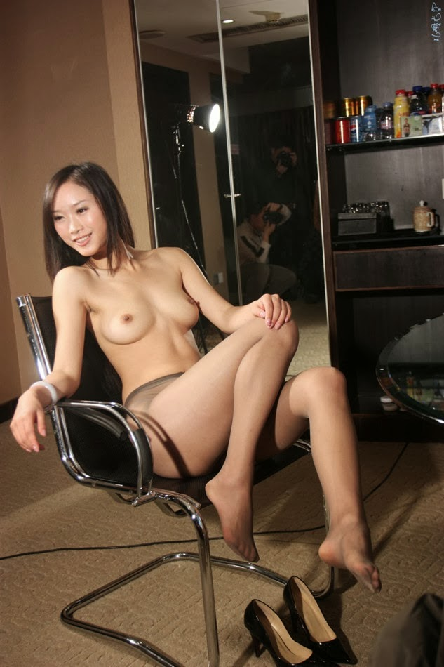 Chinese girl naked