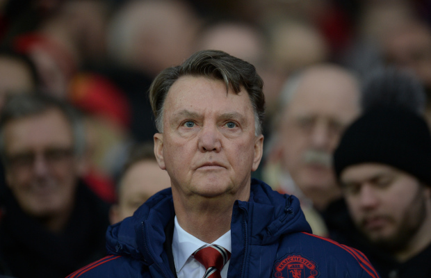 Louis van Gaal needs to make some changes (Picture: Getty Images)