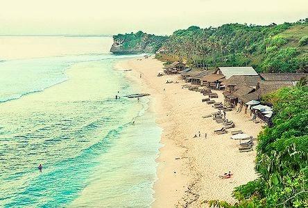 Balangan Beach Jimbaran Bali