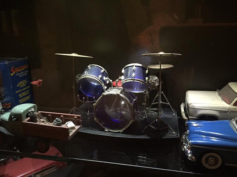 Drum Set Model Kit ~