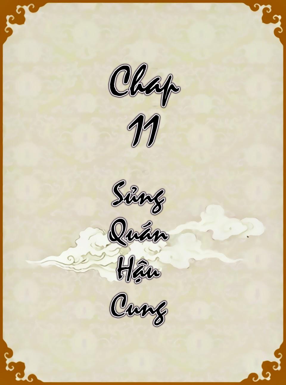 Chân Hoàn Truyện Chap 11.1 - Next Chap 12