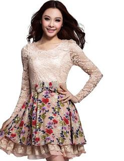 Dress Anak Remaja ala Korea