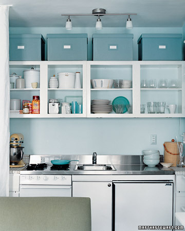 Unique Kitchen Storage Ideas Gorgeous With Storage Boxes above Kitchen Cabinets Image