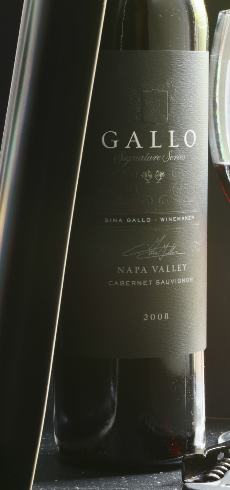 New Hampshire Wine Man Gallo Signature Series Napa Valley