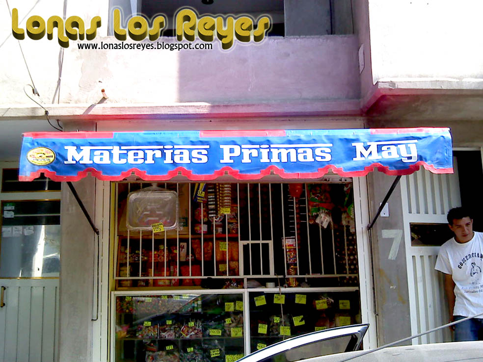 Toldos para tiendas cool toldos para locales negocios for Toldos para comercios