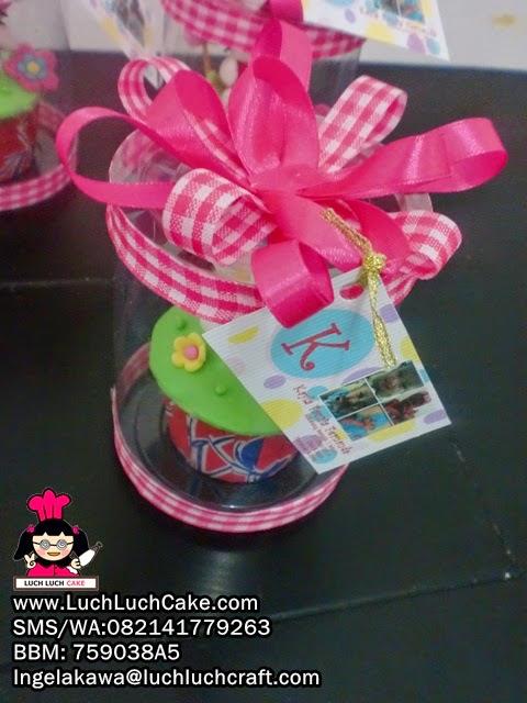 souvenir ulang tahun cantik cupcake