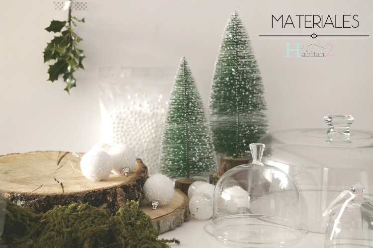Diy centro navideño nórdico con toque natural by Habitan2