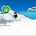 Nuevo pin: Puffle uniojo, localizado en el iceberg