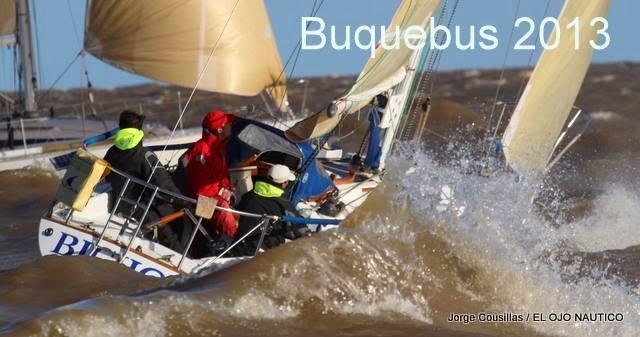 """""""Bicho"""" regata Buquebus 2013"""