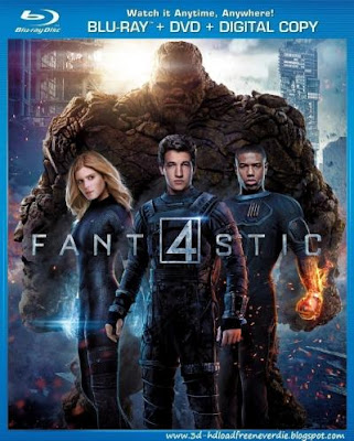 Fantastic Four (2015) BluRay + Subtite