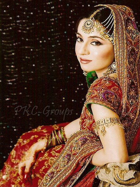 Bunanah Gifts2east Pakistani and Indian Bridal Dresses 01
