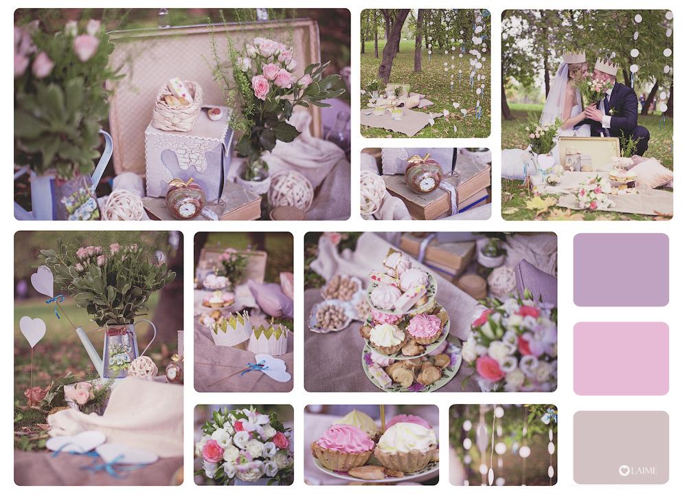 Декор для фотосессии на свадьбу своими руками