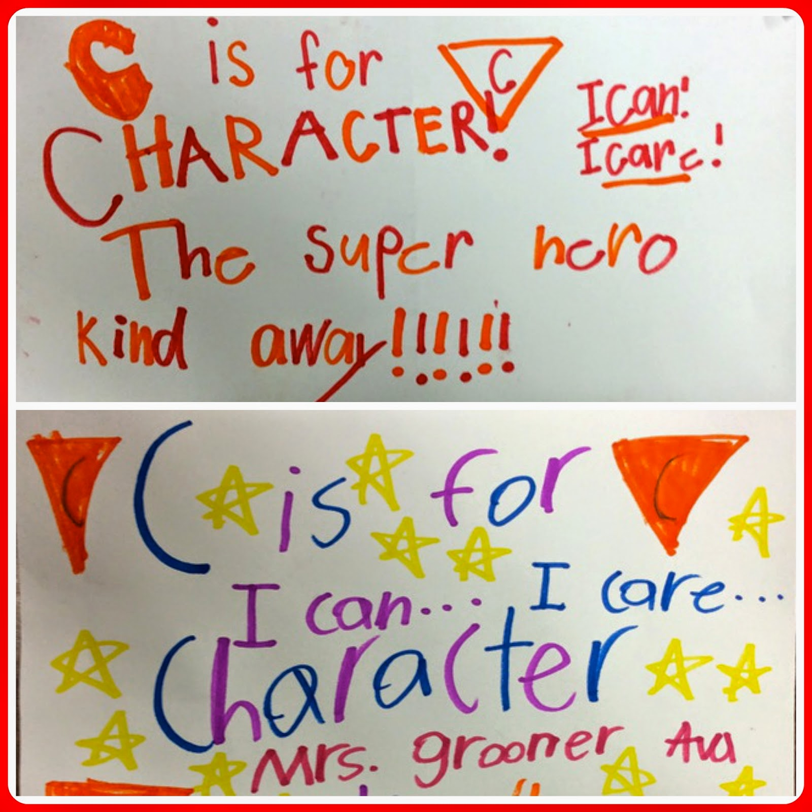 Character is our superpower