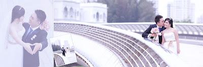 chụp hình cưới đẹp Cầu Ánh Sao