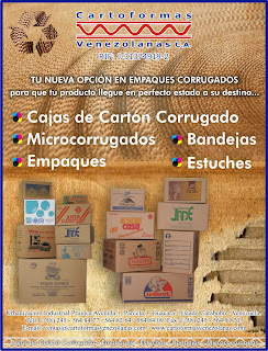 CARTOFORMAS  VENEZOLANAS, C.A. en Paginas Amarillas tu guia Comercial
