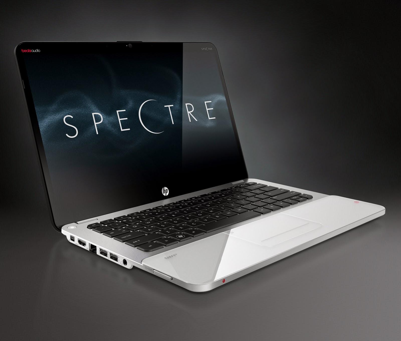 Spesifikasi Dan Harga Laptop HP Envy 14 Spectre