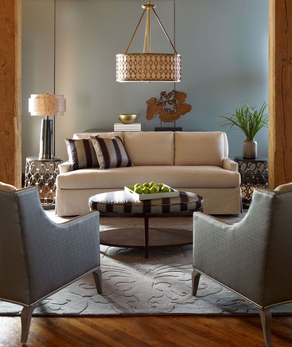 Modern Furniture: 2013 Candice Olson\'s Living Room Furniture Collection