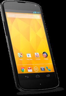 Daftar harga Nexus 4 di Indonesia