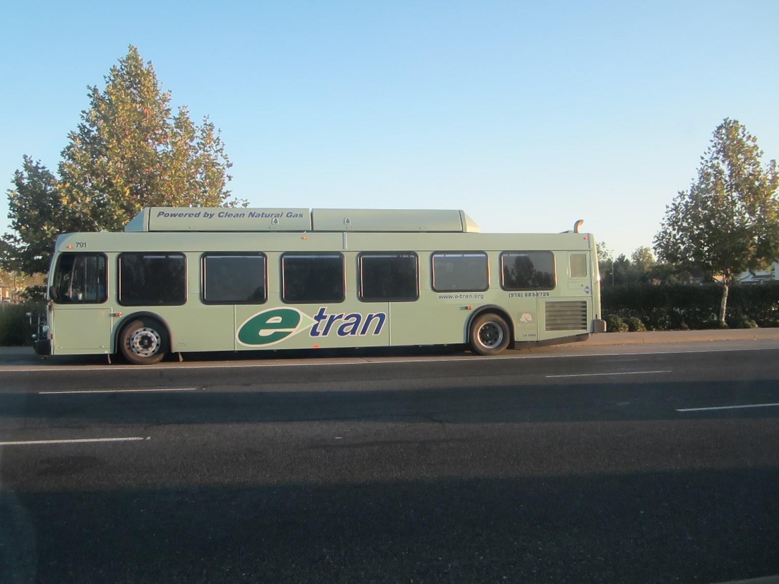 Elk Grove Seeks eTran Rider Information For New CRC Light Rail Station