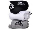 SHOPCLUES: Buy Adidas Assorted Style Sports Socks ( Pack of 3 ) at Rs. 1139