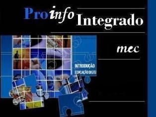 Formadora do Proinfo desde 2008