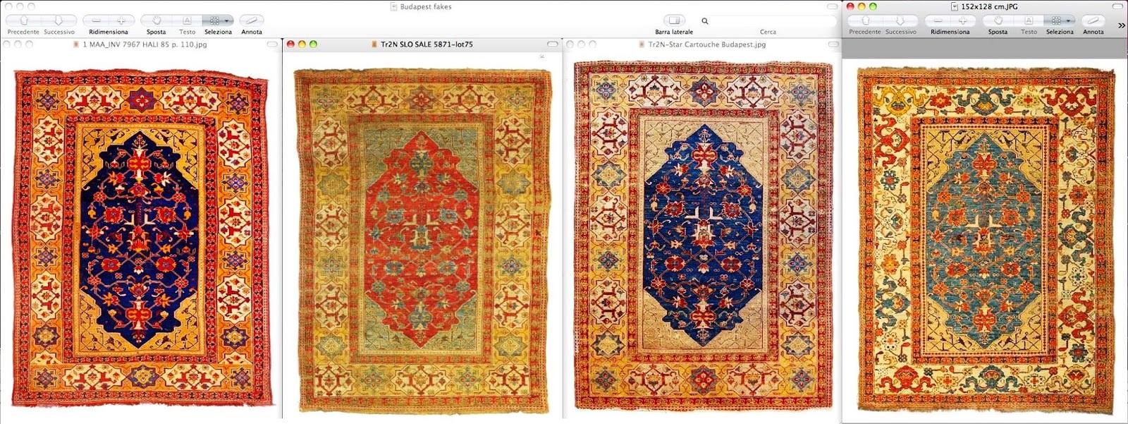 Antique Oushak Transylvanian rug 17th century 2