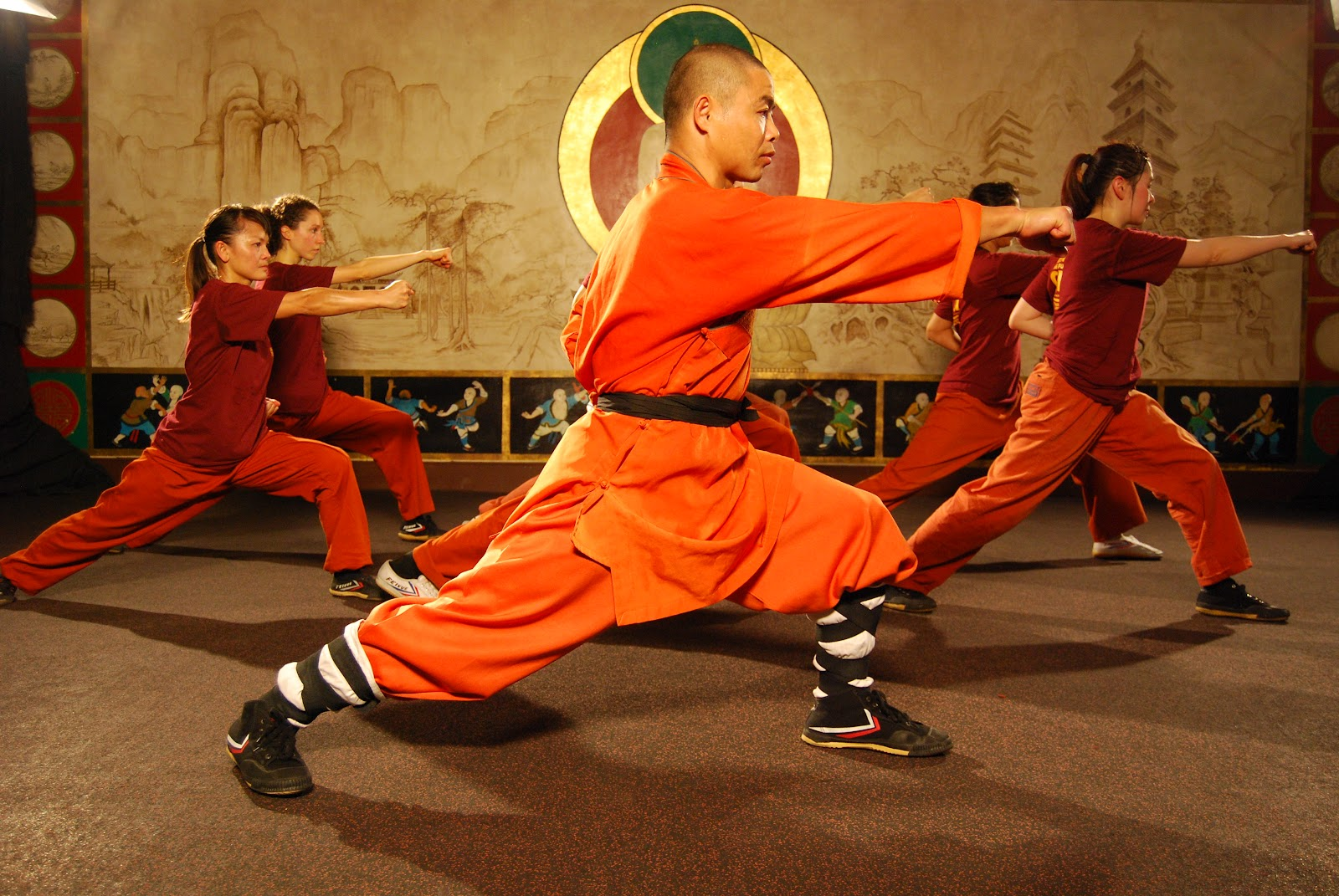 A Beginner's Guide To Transforming Yourself Into A Shaolin Warrior ...