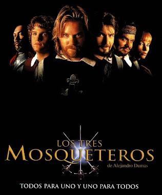 Poster Los Tres Mosqueteros