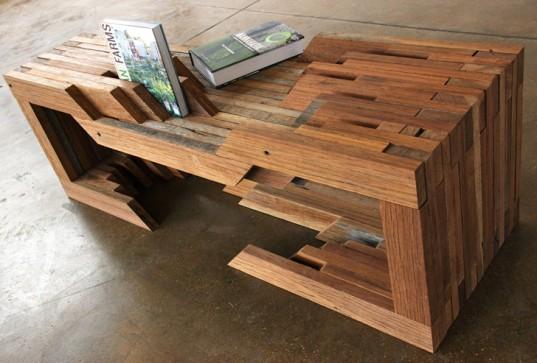 9 ideias para mesas de centro bem criativas ~ ARQUITETANDO