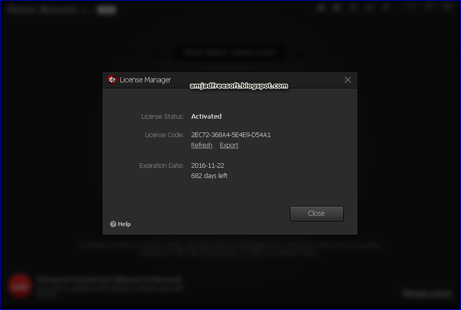 driver booster 4.2 key