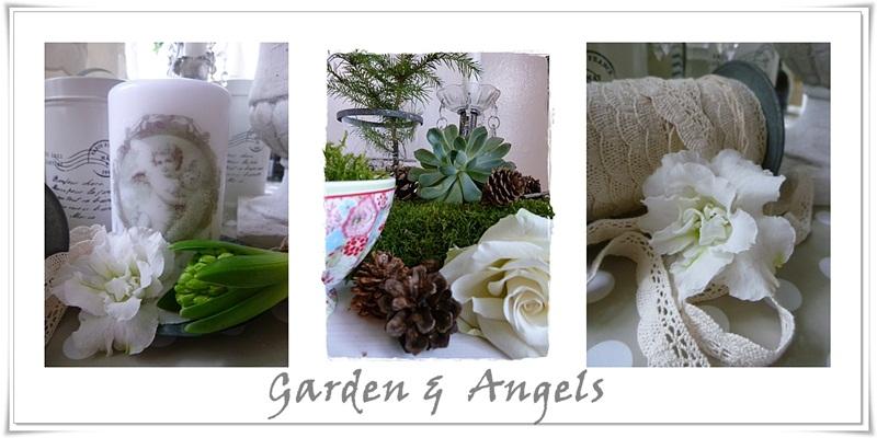 Garden and Angels