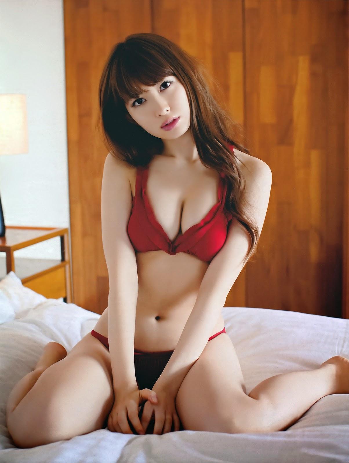 Haruna Kojima đường cong rực lửa khiến mọi người ghen tị 1