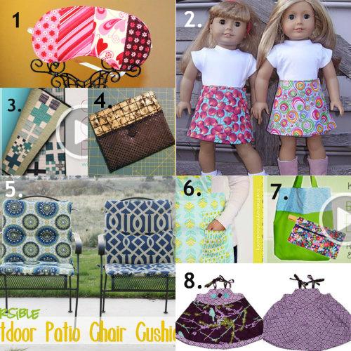 Reversible Sewing Patterns