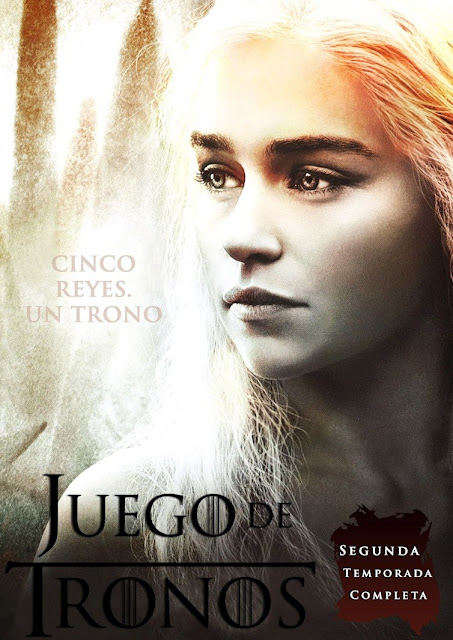 Game Of Thrones - Temporada 2 - Español Latino [Ver Online]