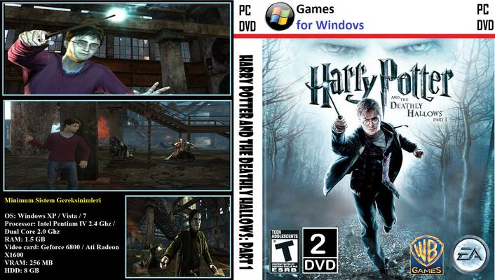 harry potter and the deathly hallows part 1 game demo free